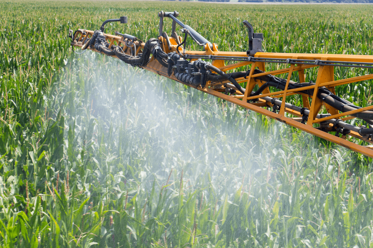 The EPA hasn't banned this brain-damaging pesticide, so states are stepping up