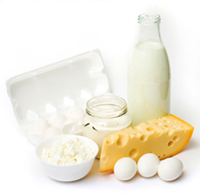 choosing organic meat and dairy products