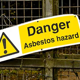 The Fate of Asbestos