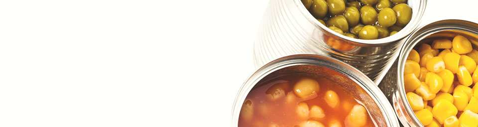 BPA in Canned Food: Behind the Brand Curtain