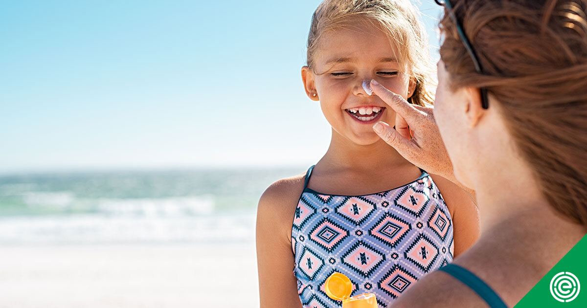 Choosing the Best Sunscreen for Your Kids