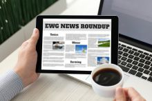 EWG News Roundup (11/8): PFAS Taints N.J. Water, Trump Withdraws From Paris Climate Accord and More 2