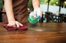 Tragic Accidental Death from Mixture of Cleaning Products a Cautionary Warning 2