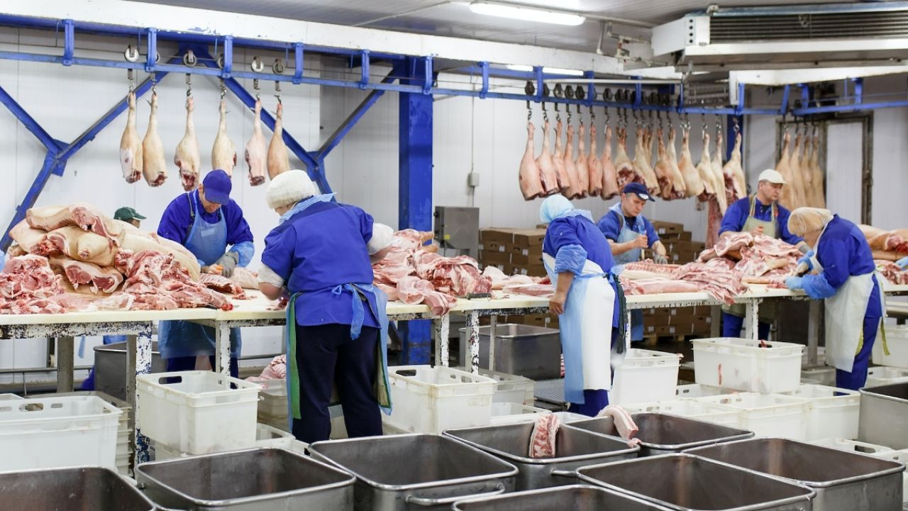 Investigation Counties With Meatpacking Plants Report Twice the ...