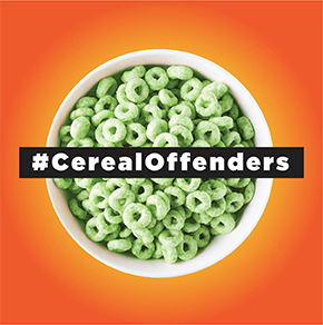 Cereal Offenders