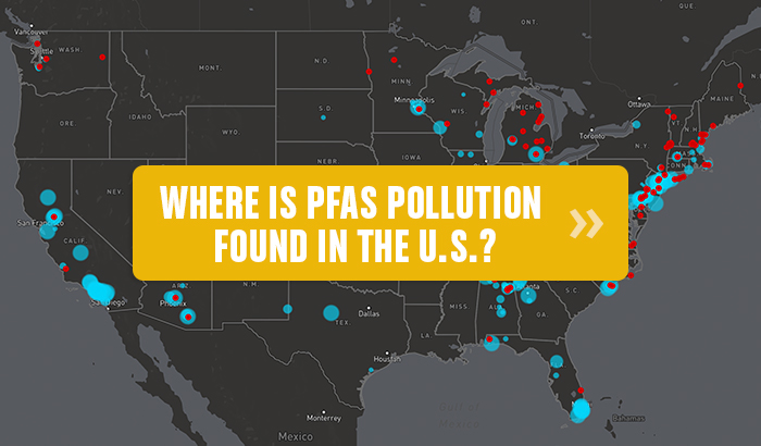Link to PFAS map