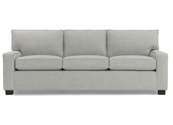 Sofa Without Cushions Green Sofas And Loveseats Treehugger