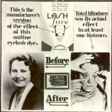 cosmetics ads